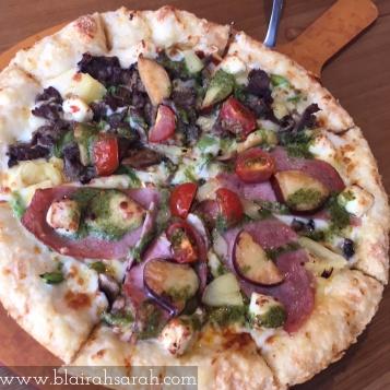 Korean Mr Pizza