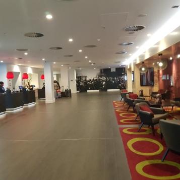 Hotel Lobby 18.12.17
